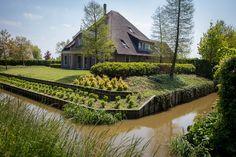 beemster polder, netherlands, holland, world heritage site, water management