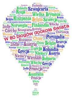 Angielski na wakacje - słownictwo na kryzysowe sytuacje Periodic Table, Education, Words, School, Blog, English, Netherlands, France, Health