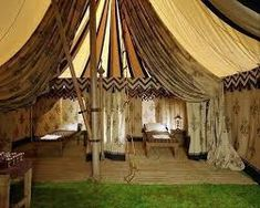 Image result for harry potter tent