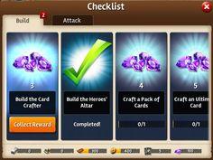 Siegefall   Tycoon Phase   Achievements   UI HUD User Interface Game Art GUI iOS…