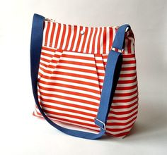 Waterproof BEST SELLER Diaper bag/Messenger bag by ikabags on Etsy