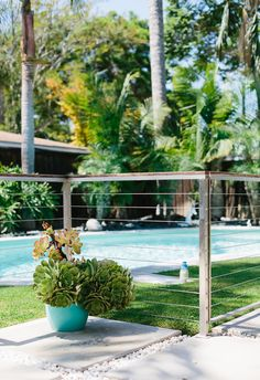Pool fences are exceptional for individual privacy along with protection. Yet you can still enjoy establishing your pool fence. Right here are 27 Great pool fence ideas! Fence Landscaping, Backyard Fences, Garden Fencing, Landscaping Contractors, Backyard Pools, Garden Soil, Gardening, Small Swimming Pools, Swimming Pool Designs