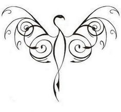 This is my next tattoo to represent my transformation after weight loss surgery.  I will have color added to it and the date of my surgery.