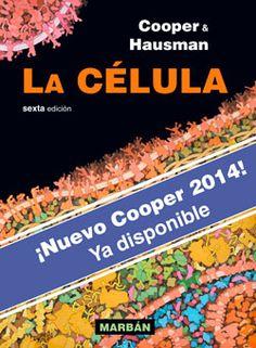 La célula / Cooper, G.  http://mezquita.uco.es/record=b1672346~S6*spi