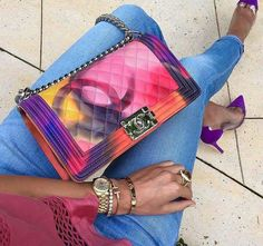 Colourfull chanel