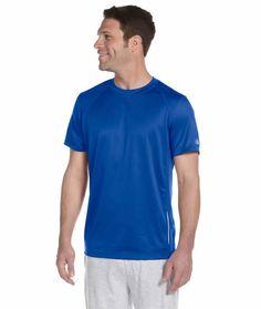 Wholesale Blank N9118 New Balance Men's Tempo Performance T-Shirt | Buy in Bulk