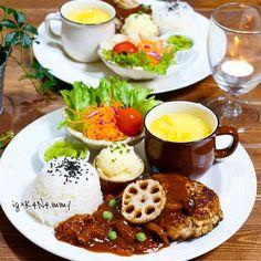 Healthy Menu, Healthy Eating Recipes, Cooking Recipes, Cafe Food, Food Menu, Easy Brunch Recipes, Breakfast Recipes, Food Gallery, Food Presentation