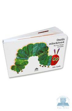 O carte potrivita pentru clasele pregatitoare si intai. Invita la multe activitati. Puteti vorbi despre insecte, ciclul de viata al fluturelui, despre alimentatia sanatoasa. Puteti numara, aborda secventa actiunilor, etapizarea, zilele saptamanii. #cartepentrucopii #omidamancacioasa #insecte The Zoo, Eric Carle, Very Hungry Caterpillar, Kids, Books, Children, Livros, Boys, Hungry Caterpillar