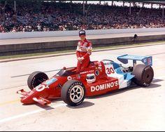 Al Unser Jr Indianapolis 500 career highlights.