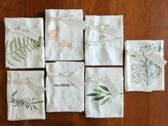 Soft and absorbent 100% cotton flour sack towels available from Sabbath-Day Woods. Lavender Kitchen, Sage Kitchen, Pretty Designs, Flour Sack Towels, Wood Home Decor, Kitchen Towels, Happy Friday, Thoughtful Gifts, Wood Art