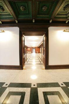 Palazzo Rosso Interior