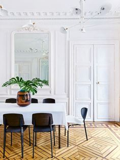 House tour: a New York family's Parisian holiday home