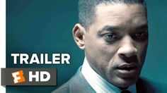 Cool ! :-O Concussion Official Trailer #2 (2015) - Will Smith, Adewale Akinnuoye-Ag...
