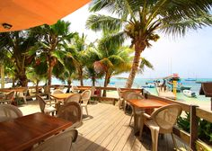 Caliente Is On The Beach Downtown San Pedro Drink A Margarita Their Beachfront Deck Or Grub Some Homemade Guacamole And Ceviche Kanantik Belize