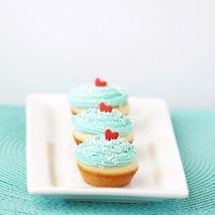 Cute #Valentine's Cupcakes