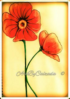 Hey, I found this really awesome Etsy listing at https://www.etsy.com/listing/478971978/red-poppy-9
