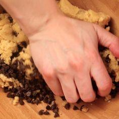 farine, sucre de canne, sucre vanillé, Sel, levure, oeuf, beurre doux, miel, chocolat Cookies, Biscuits, Chips, Chocolate, American, The Originals, Vanilla Sugar, Original Recipe, Salt