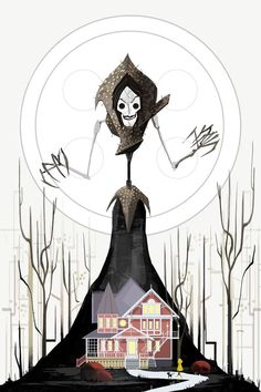 The 14 Best Animated Movies For Adults This is Coraline Coraline Jones, Coraline Art, Art Tim Burton, Tim Burton Style, Tim Burton Artwork, Desenhos Tim Burton, Laika Studios, Japon Illustration, Arte Disney