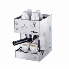 Saeco Aroma PumpDriven Espresso Machine Stainless Steel  Saeco 00354 * Read more  at the image link.