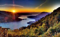 Lago de Annecy,Alpes franceses