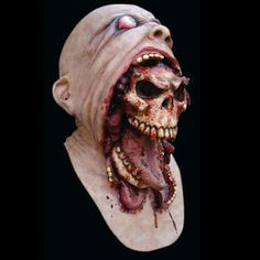 scary halloween masks | Extremely Scary Halloween Masks