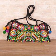 Hmong Tribe Handmade Bags (9 designs)