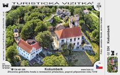 Hrad Košumberk - CZ-324 Palaces, Castles, Palace, Chateaus, Castle, Forts