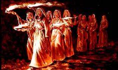 As dez virgens - Parábola de Jesus