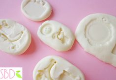 Tutorial: Gomma rubaforma Fai da te! - Silicone moulds DIY by SweetBioDesign