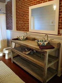 Turn ceramic bowls into a DIY vessel sink