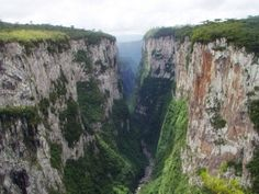 Parque Nacional de Aparados da Serra/RS e SC