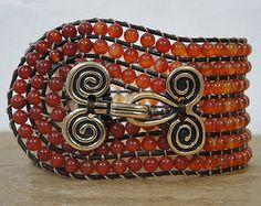 5 row wrap bracelet - Google Search