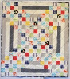 Riley Blake Challenge Quilt - via @Craftsy