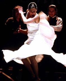 Flamenco is an artistic expression fusing song, dance and musicianship…