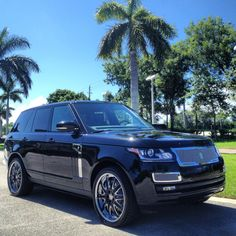 2014 Land Rover Range Rover with STRUT Collection http://www.landroverpalmbeach.com/