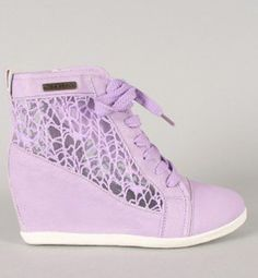 ef49c5d0457 Step into the School Year with 100 Super Stylish Sneakers  Princess Vera  Wang Wedge sneakers