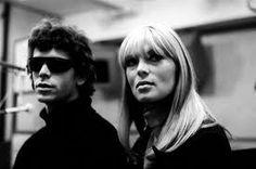 Nico with Lou Reed
