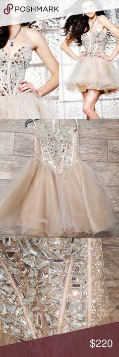Sherri Hill prom dress Mirror dress Sherri Hill Dresses Prom
