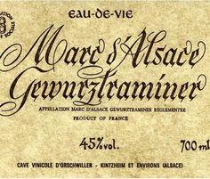 LES MARCS D.ALSACE