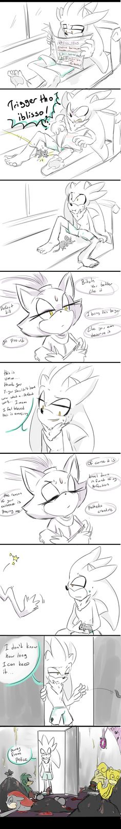 awww you shouldn't have by Nameless0404