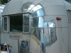 airstreamguy.com - Polishing Information step by step here Updated 1/2015