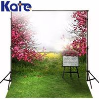 New Arrival Background Fundo Sketchpad Grass Prairie 300Cm*200Cm(About 10Ft*6.5Ft) Width Backgrounds Lk 2947