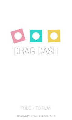 Drag Dash iPhone, iPad: http://goo.gl/GntQ2t Android: http://goo.gl/nNRztX Blackberry: http://goo.gl/rVhiHB