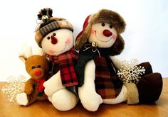 Hey, I found this really awesome Etsy listing at https://www.etsy.com/listing/491294121/snowmen-brothers-and-rudolph-christmas