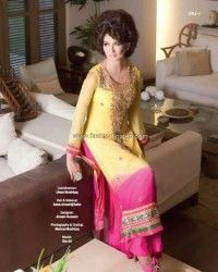 Ahsan Hussain 2013 Bridal and Formal Wear Dresses