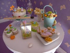 The Mini Food Blog: Easter ~ Sweet Rosy