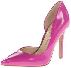 Amazon.com: Jessica Simpson Women's Claudette D'Orsay Pump: Jessica Simpson: Shoes