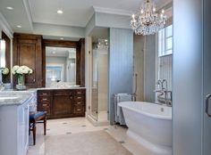20 Gorgeous Bathroom Crystal Chandeliers