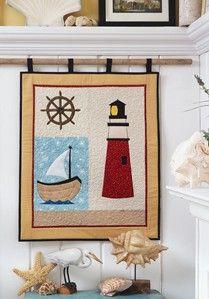 Craft Ideas : Projects : Details : seaside-wall-decor Ocean Room, Beach Ideas, Ocean Beach, Seaside, Kids Room, Wall Decor, Craft Ideas, Detail, Sewing