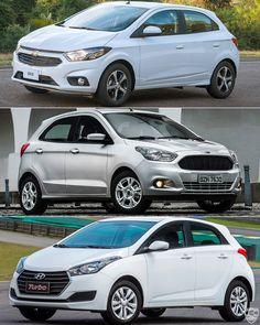 Chevrolet Onix  Ford Ka  Hyundai HB20 Esse é o trio de automóveis mais vendidos no Brasil em maio segundo dados da Fenabrave a Federação Nacional da Distribuição de Veículos Automotores. Destaque para o Onix líder absoluto há dois anos: mesmo com a nota zero no LatinNCAP continua vendendo muito mais que os outros!  1Chevrolet Onix15.007 2Ford Ka9.326 3Hyundai HB208.981 4Renault Sandero8.699 5Volkswagen Gol8.220 6Chevrolet Prisma6.811 7Toyota Corolla5.553 8Fiat Uno5.482 9Fiat…
